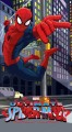 Osuška Spiderman 2015 75x150 cm