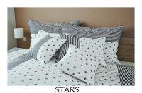 Bavlněné povlečení Stars