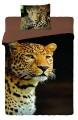 Bavlněné povlečení s motivem Leopard 2013